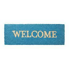 Relaxdays Zerbino per Ingresso in Cocco modello Welcome con Base inferiore ...