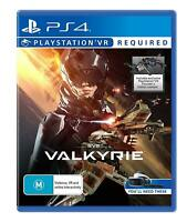 EVE: VALKYRIE Game PS4 Game Playstation 4 Game Disc Only