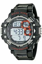 Armitron Sport Men's 40/8309 Digital Chronograph Watch Brand New