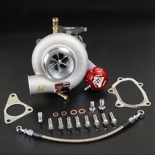"ARASHI Billet Turbo 3"" inch TD06SL2 18G 7cm For SUBARU EJ20 EJ25 WRX STI Impreza"