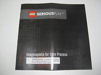 Lego ® Notice Manuel Instruction Montage Serious Play set 2000414