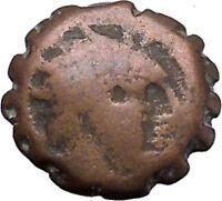 ANTIOCHOS IV EPIPHANES 175BC Authentic Ancient Seleucid Greek Coin i47674