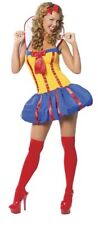 NEW! Roma Snow White Inspired Women Cosplay Costume Halloween Sexy M/L