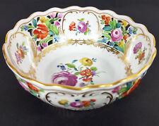 coupe en porcelaine, peint à la main, Autriche, um 1900 al372