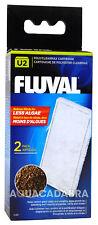 Clearmax 2-pack Cartridge for Fluval U2 Aquarium Filter