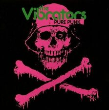 THE VIBRATORS - PURE PUNK CD Troops of Tomorrow Baby Baby Nasty Automatic Lover