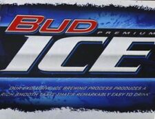Bud Ice Logo Edible Party Cake Image Topper Frosting Icing Sheet