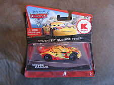 DISNEY PIXAR CARS MIGUEL CAMINO  W/ SYNTHETIC RUBBER TIRES