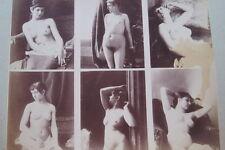 CALAVAS ETUDE DE NUS  TIRAGE ALBUMINE ALBUMEN VINTAGE PRINT 1880 PEINTURE ref18