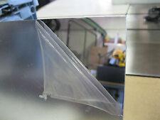 "1 Sheet: 3/16"" Acrylic Plexiglas Mirror 46"" x 12""  ( 1220mm x 305mm x 4.5mm )"