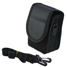 AX Black Camera Case Bag for Canon Powershot D10 A1300 A810 SX210 SX150 SX130 IS