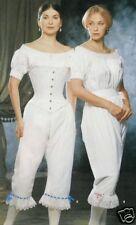 Corset Drawers Chemise PATTERN 2Sew Civil War undies Simplicity 1139 14 16 18 20
