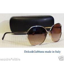 Dolce&Gabbana Women Sunglasses DG2091  034/13 59x16 135 2N made in ITALY