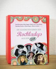 Die schönsten Songs der Rockladys aus der DDR  (CD+Buch)  NEU & OVP