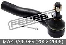 Steering Tie Rod End Right For Mazda 6 Gg (2002-2008)