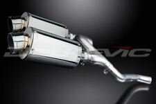 "Delkevic 9"" Stainless Oval Mufflers - Honda VFR800 V-Tec 2002-2009 Exhaust"