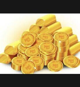 Panini Dunk Digital Coins - 100,000 (100k)