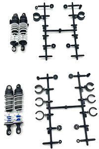 DRAG SLASH - SHOCKS, Front & Rear 3760A Ultra w/springs (Dampers)Traxxas 94076-4