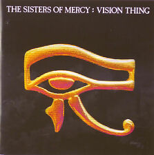 CD - The Sisters Of Mercy - Vision Thing - #A1229
