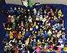 LEGO Lot 70+ MiniFigures Disney StarWars Minecraft Chima Series Harry Potter DC