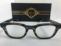 New DITA Royce DRX 2007F Black 46 mm Eyeglasses Frame Japan