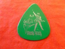 Cheap Trick Tour Guitar Pick Rick Nielsen Green
