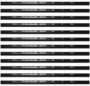 Prismacolor Verithin Colored Pencil - Black - 747 (2454) - 12PC