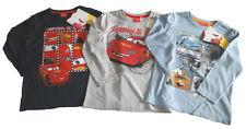 Disney Jungen-T-Shirts, - Polos & -Hemden mit Rundhals-Ausschnitt