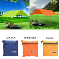 Camping Canopy House Outdoor Hiking Stakes Waterproof Shelter Tent L Beach Shade