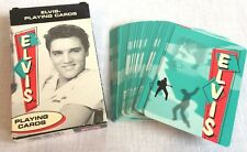 Elvis Playing Cards 1 Deck in Box Bicycle Brand Each a Different Presley Photo
