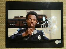 More details for police academy michael winslow genuine signed autograph becketts bas coa
