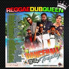 DJ Dane One Dancehall Trophy Mixtape. Reggae Mix CD. February 2018