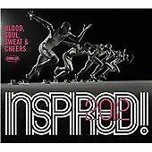 Various Artists - Inspired! (Blood, Soul, Sweat & Cheers, 2012) 2xCD