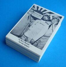 1965 Fleer McHALE's NAVY Single Card or Cre8 Ur Own Lot BORGNINE Hi-Grade Nm/MT