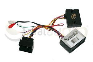 MERCEDES BENZ Multi 2006-2012 Fiber Optic Harness Aftermarket IX-MB007-LT