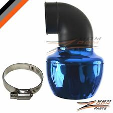 Performance Racing Air Filter GY6 125 150 Scooter 125cc 150cc GLOSS BLUE