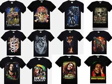 Animal Print Personalized Tee Machine Washable T-Shirts for Women