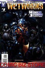 WETWORKS #1 (2006) WILDSTORM COMICS