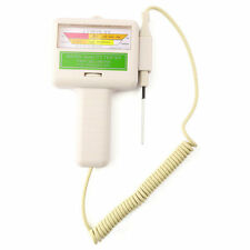 New PH & Cl2 Chlorine Level Tester Swimming Pool Spa Water Quality Monitor UL
