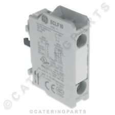 CO20 NO NORMALLY OPEN AUXILLARY CONTACT BLOCK REPLACES GE BCLF10 AEG HS7K10