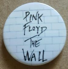 Pink Floyd The Wall  Pin Back Badge
