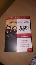DVD THE FISHER KING Robin Williams/Jeff Bridges/Terry Gilliam