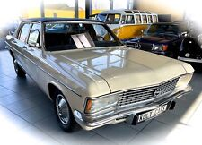 *IMPOSANTER GLEITER* Opel Admiral B 1975 KAD LUXUS Klassiker Oldtimer Museum