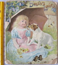 Dolly's Lovers - c. 1890 - Non Pc w. Racist illustration