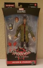 """Marvel Legends Spider-Man 6"""" Figure BAF Stilt-Man - Peter B. Parker"""
