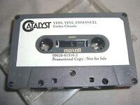 EVELYN GLENNIE Veni,Veni,Emmanuel Music Of James MacMillan CASSETTE tape album