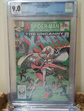 Uncanny X-Men #152 CGC 9.0 WHITE Marvel 12/1981