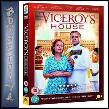 VICEROYS HOUSE -  Hugh Bonneville  & Gillian Anderson *BRAND NEW DVD**