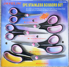 Javelin 5 PC Stainless Scissor Set