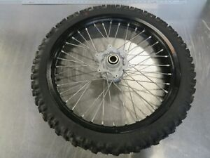 EB626 2016 16 KTM 690 ENDURO FRONT RIM TIRE WHEEL 21""